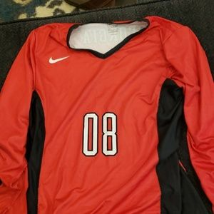 Nike Georgia Bulldogs volleyball Jersey
